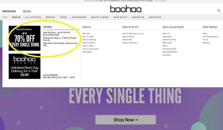 Boohoo-promotions