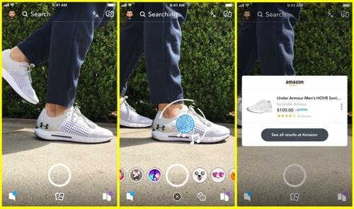 Snapchat-Visual-Search