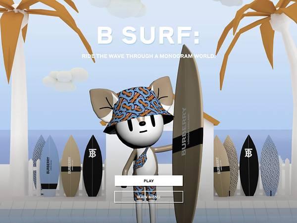 burberry-b-surf-game