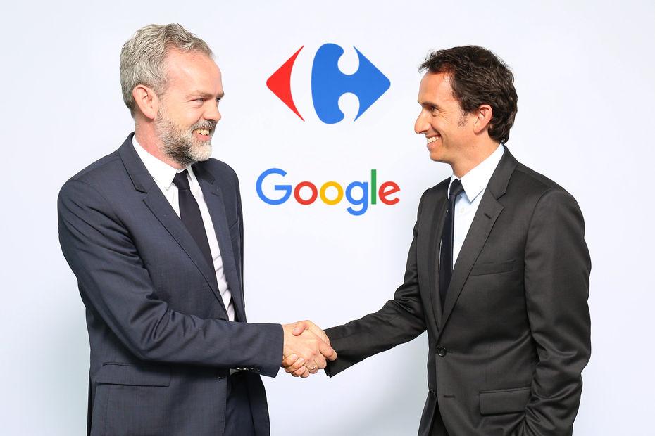carrefour-google