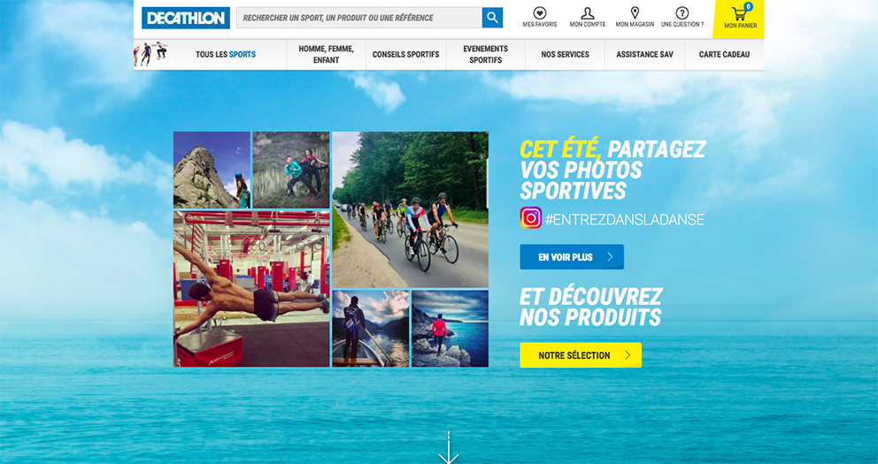 site-decathlon