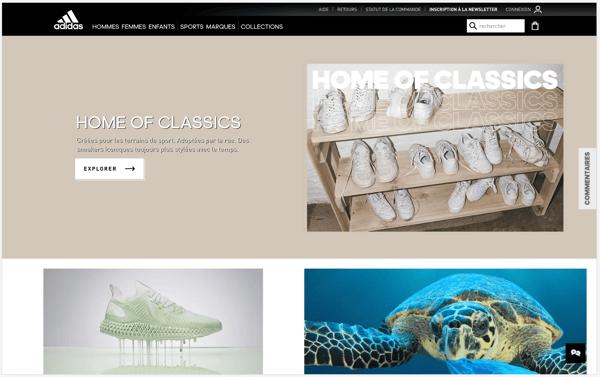 adidas-site-web