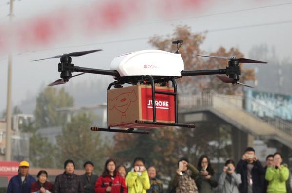 jd.com-drones
