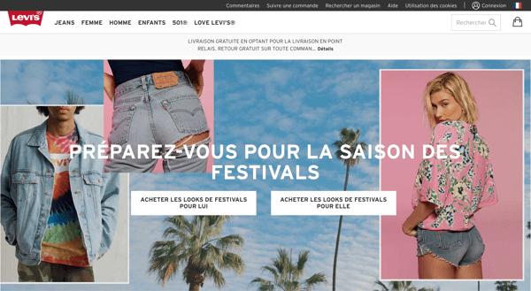 levis-site-web