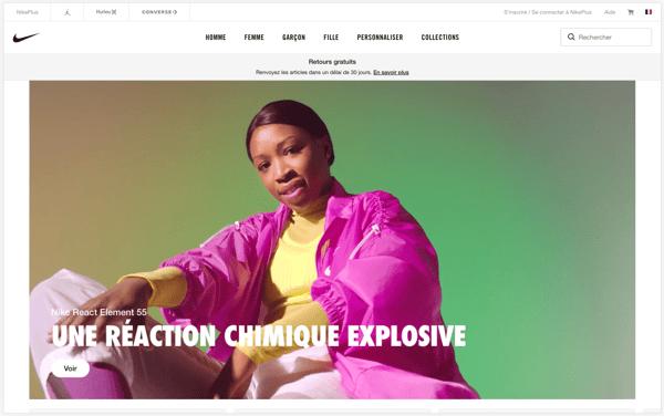 nike-site-web